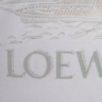 Loewe T-Shirt in Weiß