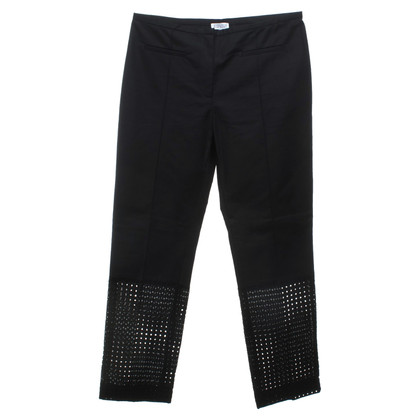 Claudie Pierlot Hose in Schwarz
