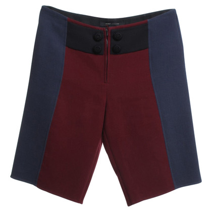 Marc by Marc Jacobs Shorts in Tricolor
