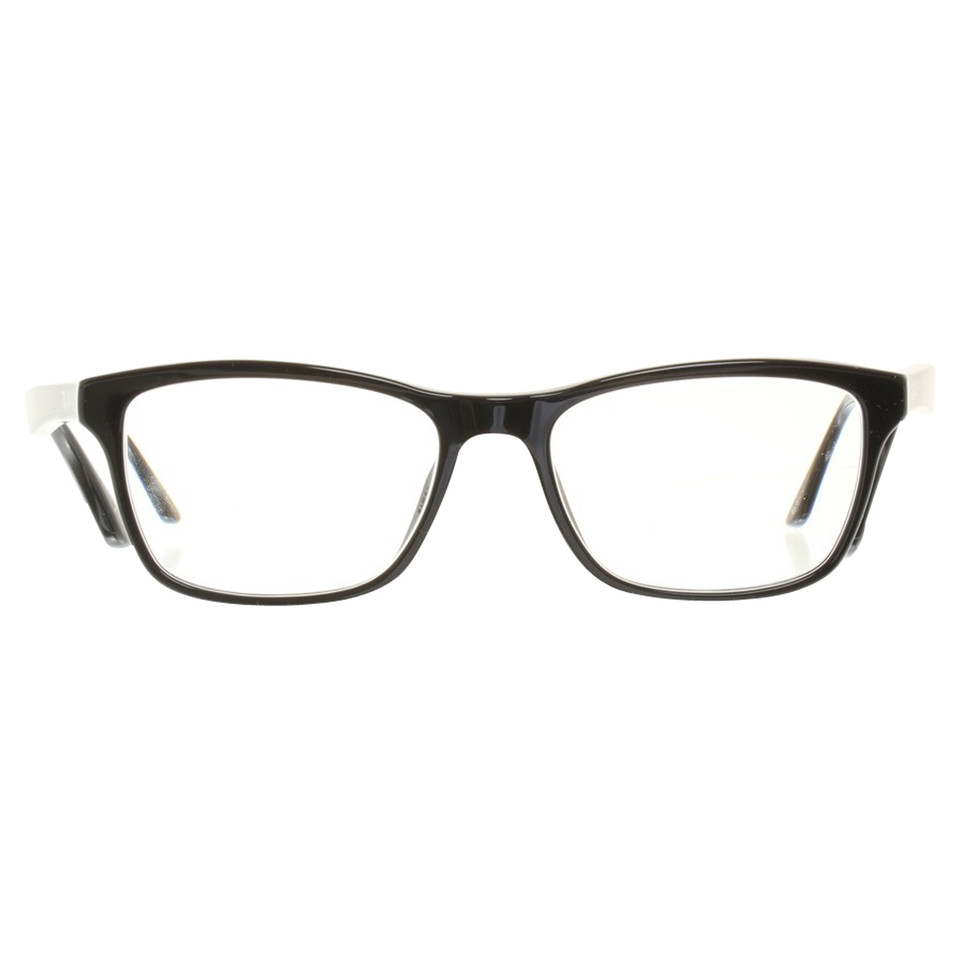 ray ban brille in schwarz second hand ray ban brille in. Black Bedroom Furniture Sets. Home Design Ideas