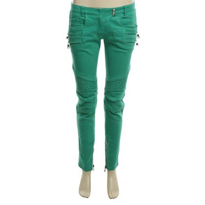 Balmain Jeans in Green