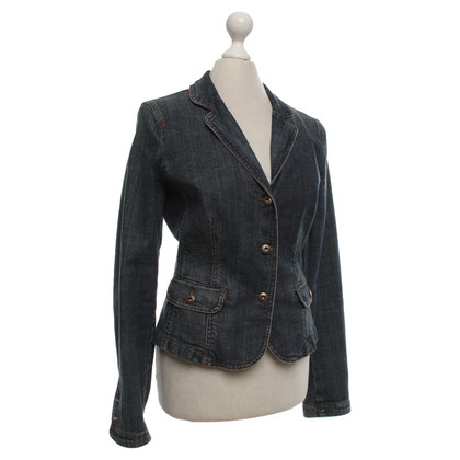 Armani Jeans Blazer made of denim