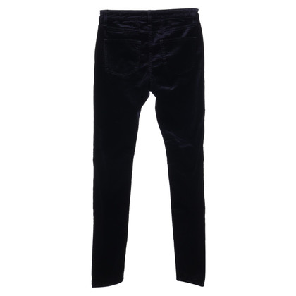 Closed Corduroy pants in dark blue