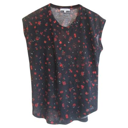 Iro Shirt with pattern