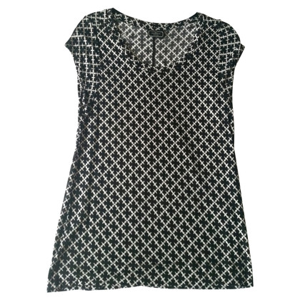 By Malene Birger Shirt in black and white