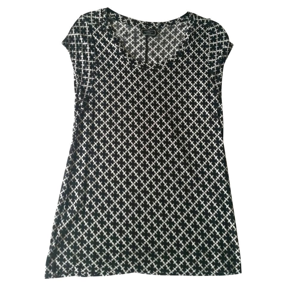 By Malene Birger Shirt zwart / White