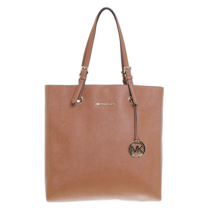 Michael Kors Tote Tas Brown