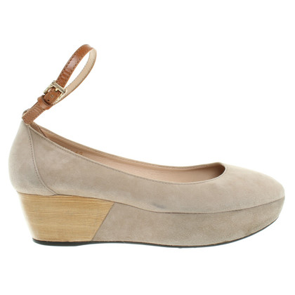 Tod's Wedges with Pleateausohle