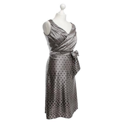 Ted Baker Polka-dot silk dress