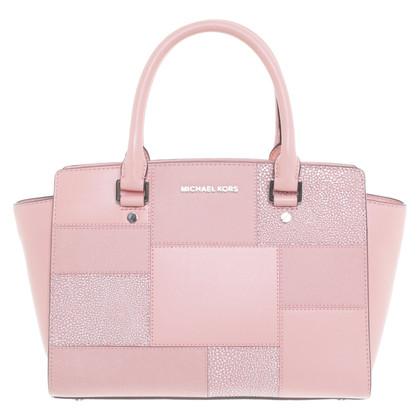 Michael Kors Handbag in rosé