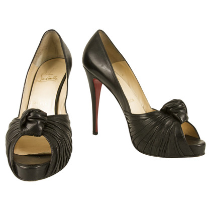 "Christian Louboutin  ""Lady Gres"" in nero"