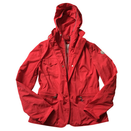 Moncler Rote Jacke