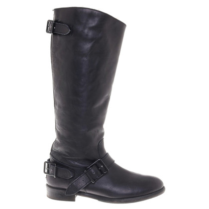 Burberry Stiefel in Braun