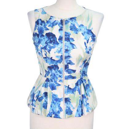 Karen Millen Blouse with pattern