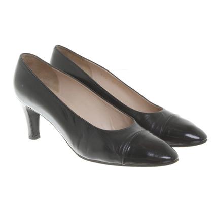 Chanel pumps in zwart