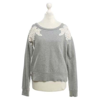 French Connection Top in Gray