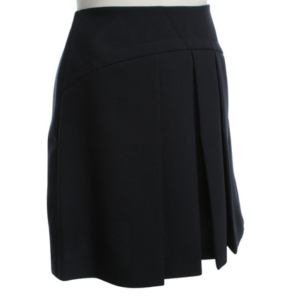 Miu Miu skirt in midnight blue size 40