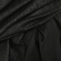 Anne Valerie Hash Bustier Jurk in zwart
