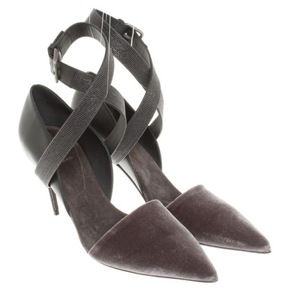 Brunello Cucinelli pumps in Gray