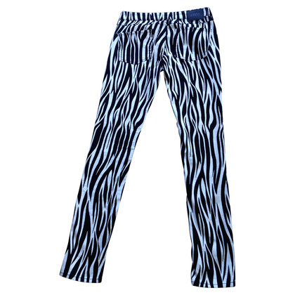 Claudie Pierlot Jeans in Zebra look