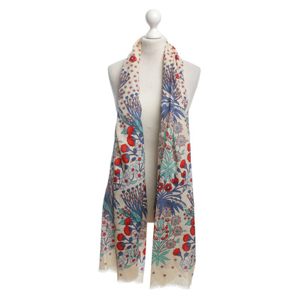 Marc by Marc Jacobs Cloth with floral pattern