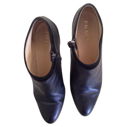 Prada leren schoenen
