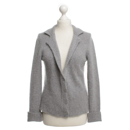 Bloom Cardigan in Gray