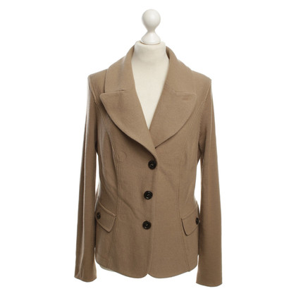 Marc Cain Wollblazer in Beige