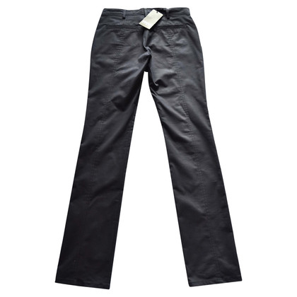 Escada Trousers in dark blue