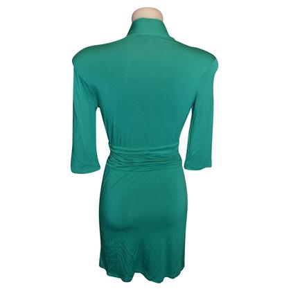 Patrizia Pepe Grünes Kleid