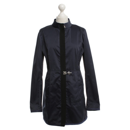 Fay Coat in donkerblauw