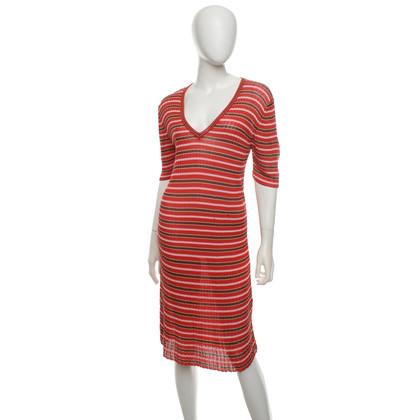 Missoni jurk Stripe