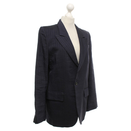 Marc Jacobs Oversized blazer in dark blue