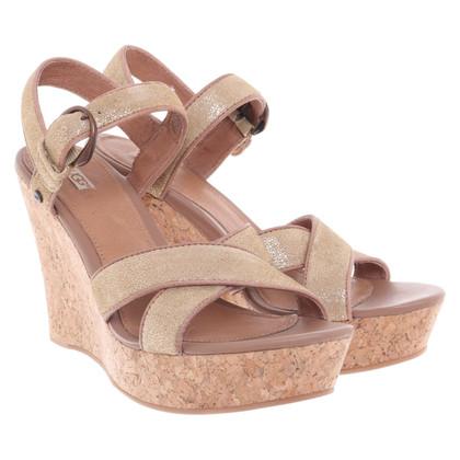 Ugg Golden sandals