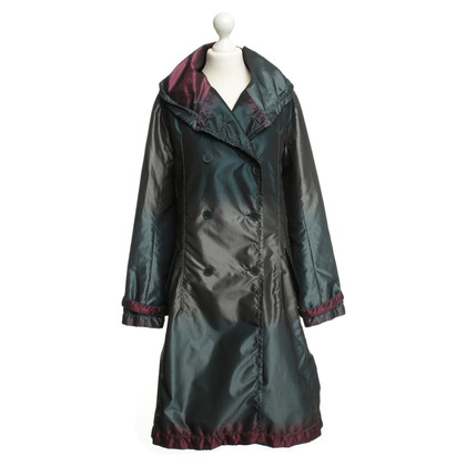 Issey Miyake Coat with gradient