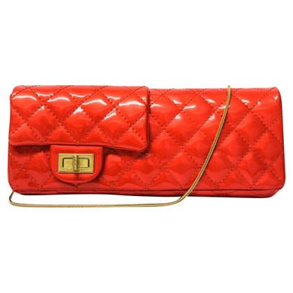 """Chanel """"Double Mini Rouge Flap Bag"""""""