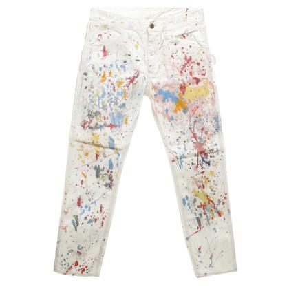 Ralph Lauren Boyfriend jeans with details