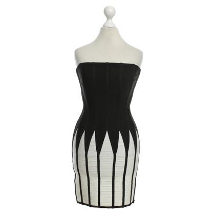 Herve Leger Mini corset dresses