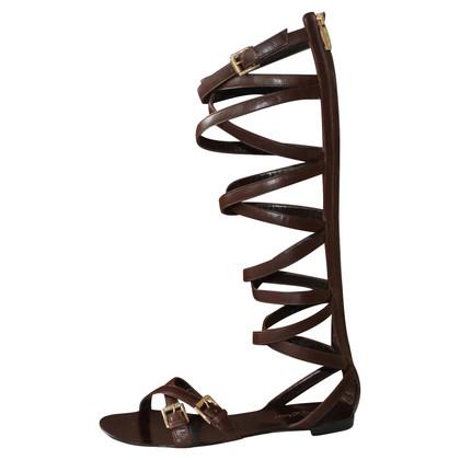 "Gianvito Rossi ""Slave"" sandaal"