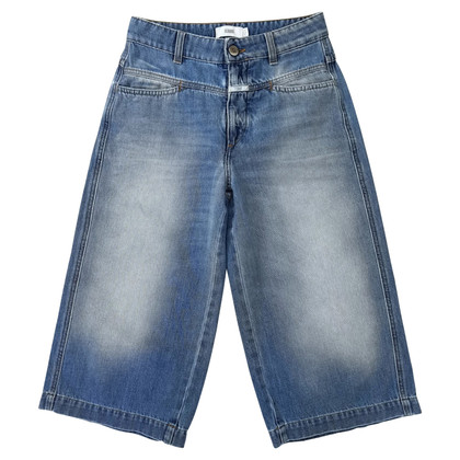 Closed Jeans culottes in blauw
