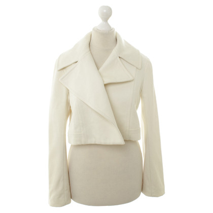 Theory Blazer in crema