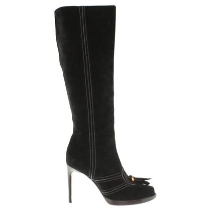 Giorgio Armani Boots in black