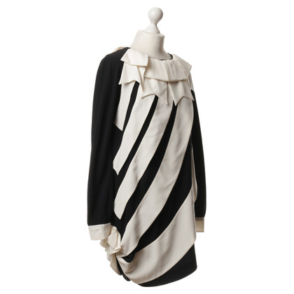 Moschino Dress with stripes