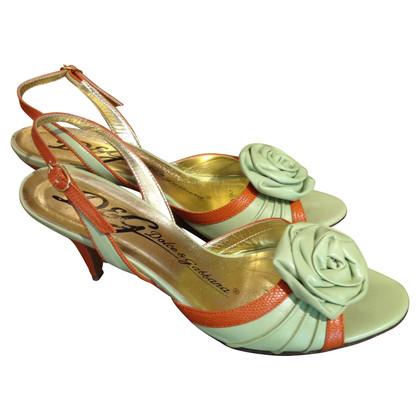 Dolce & Gabbana Sling pumps van Dolce & Gabbana