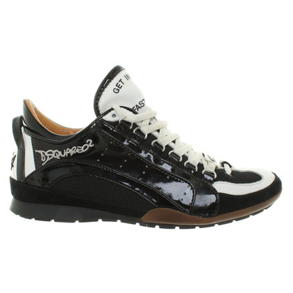 Dsquared2 Sneaker in Black