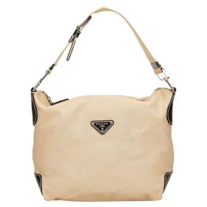 Prada Shoulder bag made of canvas