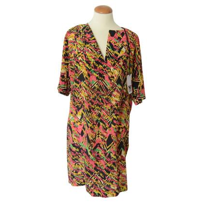 Missoni Silk dress in multicolor