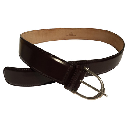 Gucci Statement Leather Belt
