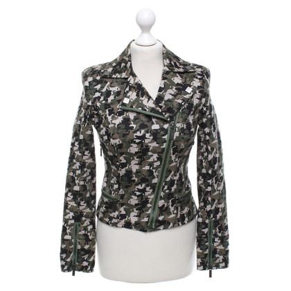 Karl Lagerfeld Vest met camouflagepatroon