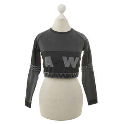 Alexander Wang Cropped shirt
